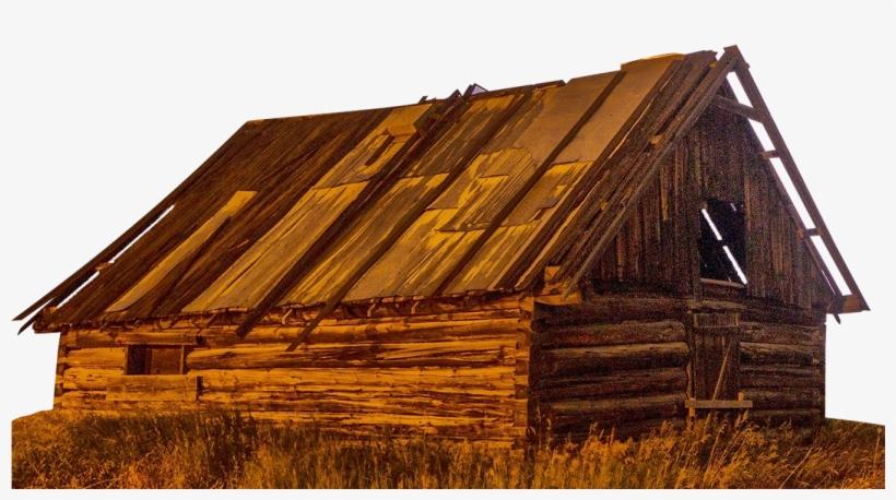 Shack Clipart Old Farm House.