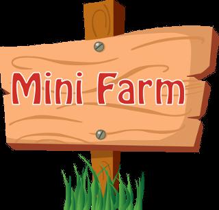 Farm Sign Clipart.