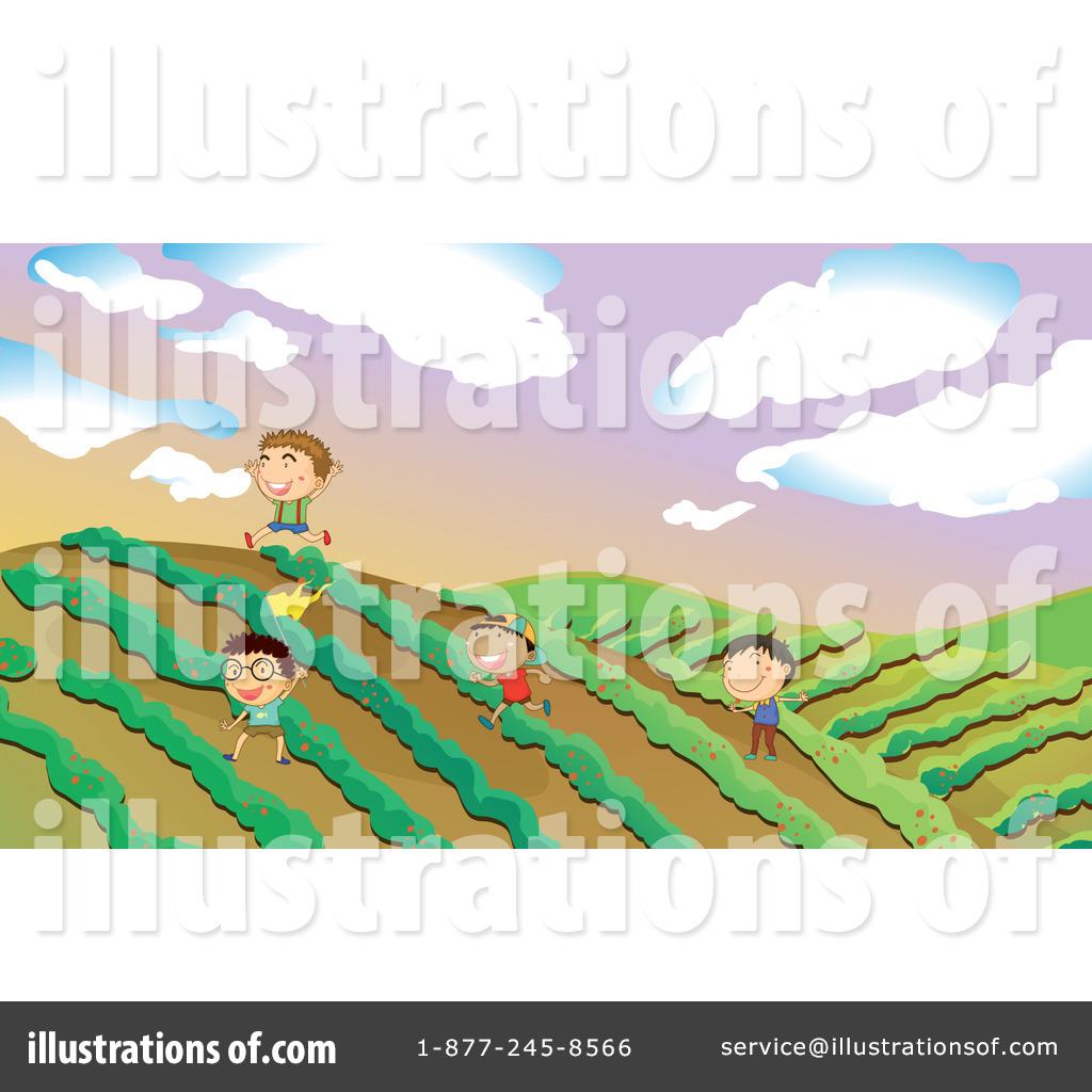 Farmland clipart #17