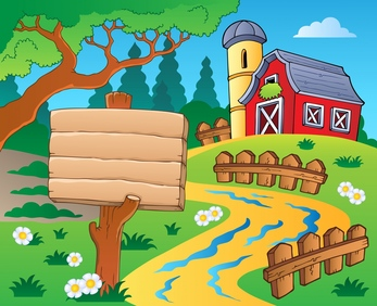 Farmland clipart - Clipground