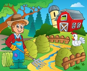 Farmland clipart no watermark.