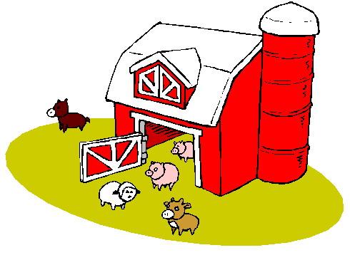 Free clipart farms.