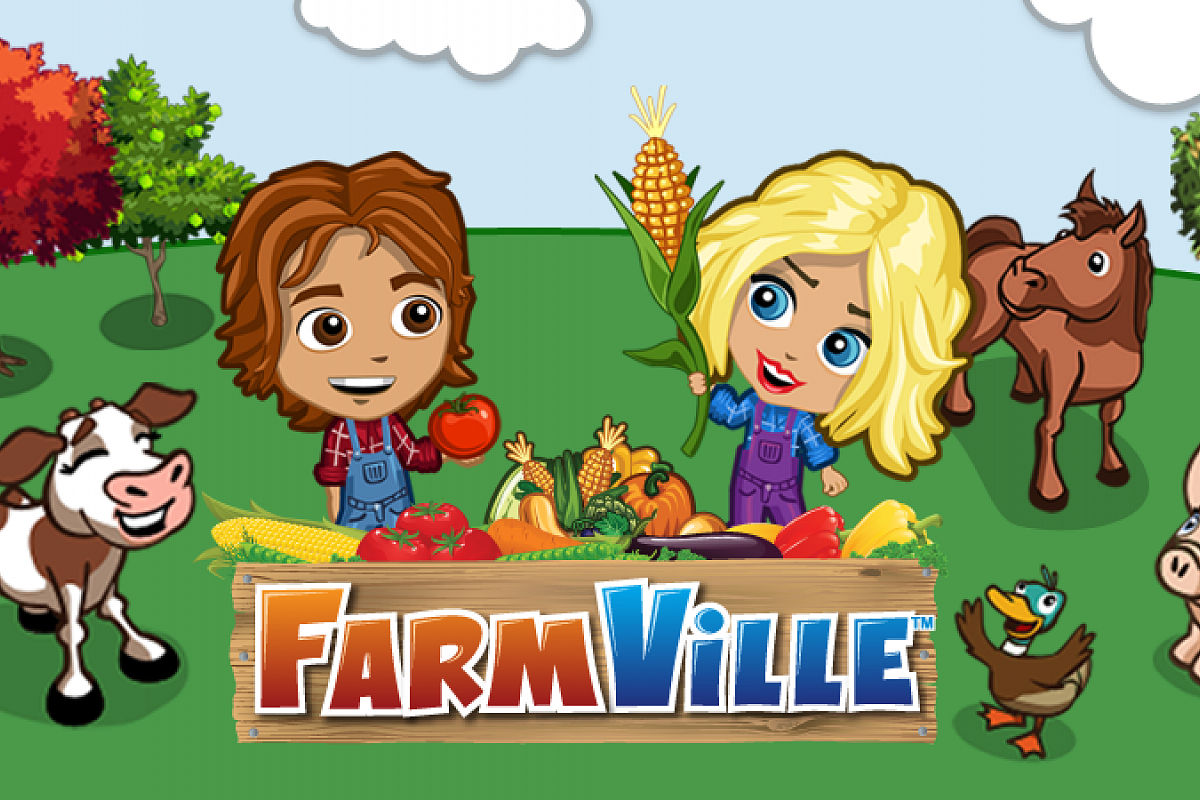 10 ways you can tell you were a FarmVille addict.
