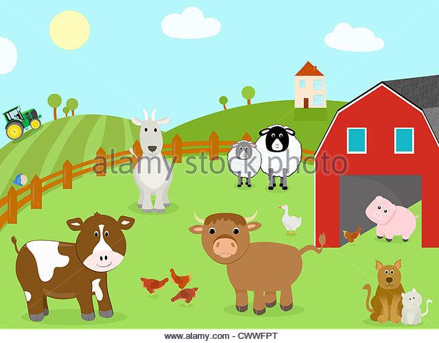 Farm Yard Cat Stock Photos & Farm Yard Cat Stock Images.