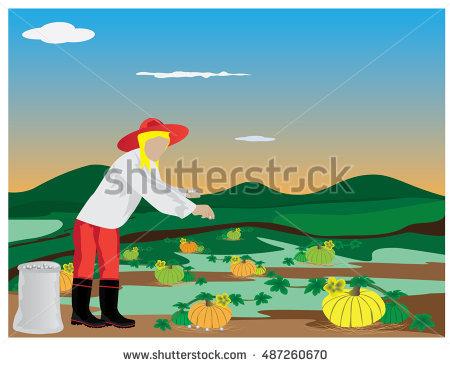 Farmyard manure clipart #14
