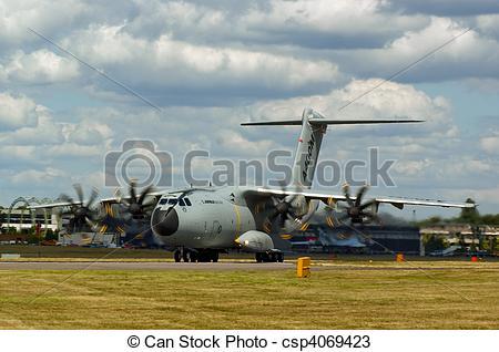 Stock Photos of Farnborough Airshow 2010.