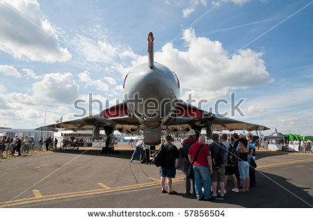 Farnborough International Airshow Stock Photos, Images, & Pictures.