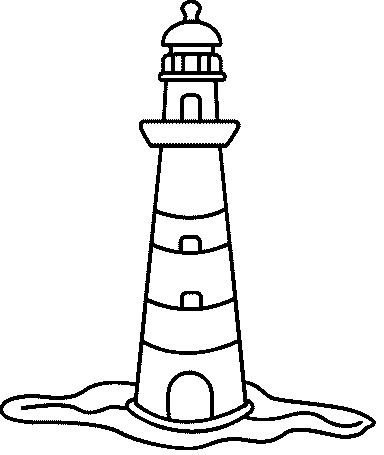Lighthouse Drawings.