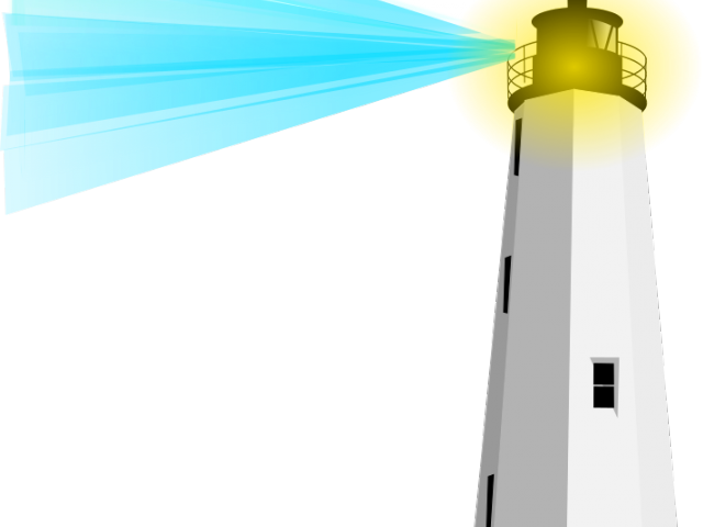 HD Lighthouse Clipart Cute.