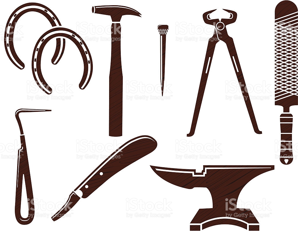farrier clipart clipground