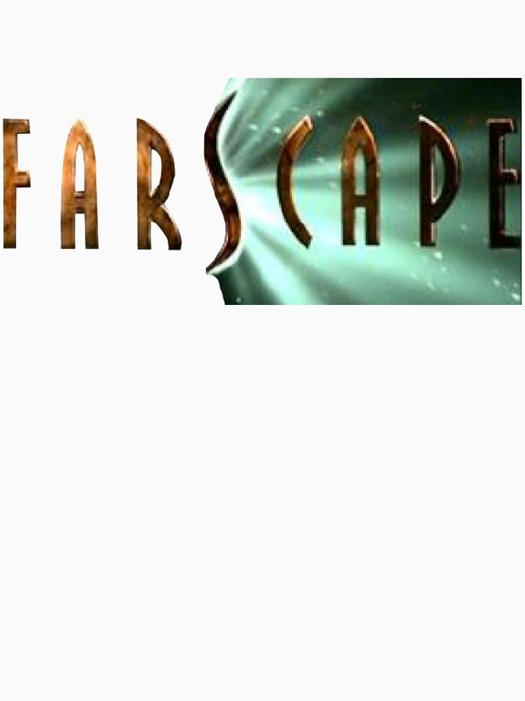 Farscape Logo\' Fitted V.