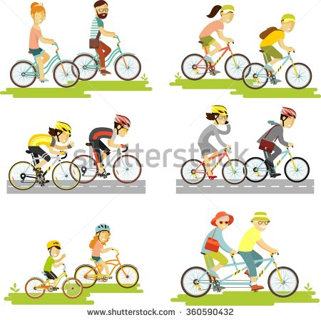 Bike Riding Stock Images, Royalty.