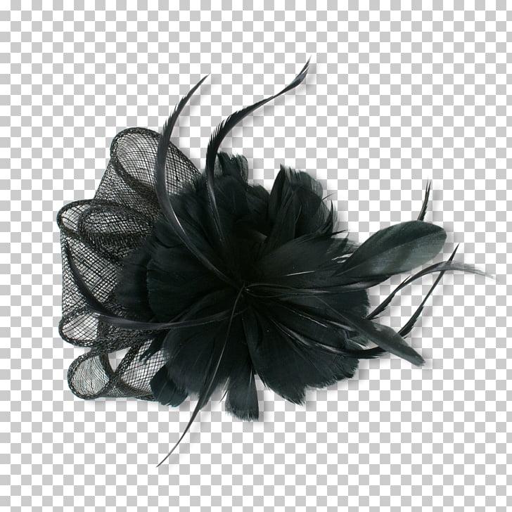 Fascinator Clothing Accessories Hat Fashion Headband, black.