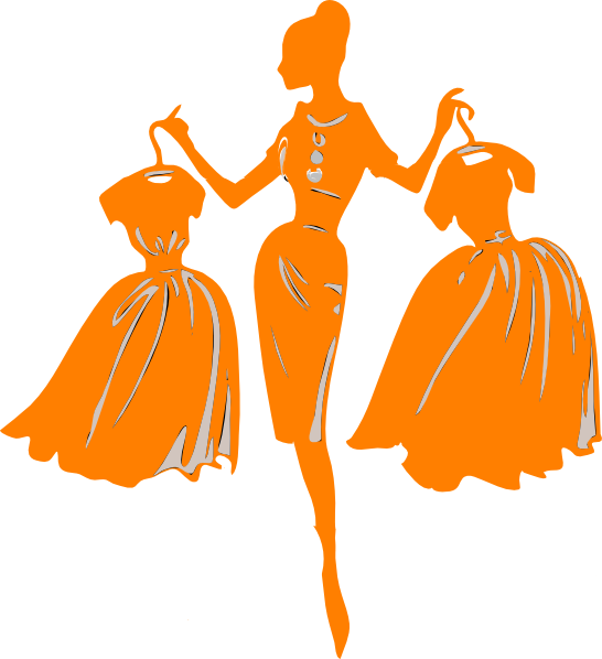 Fashion Clipart.