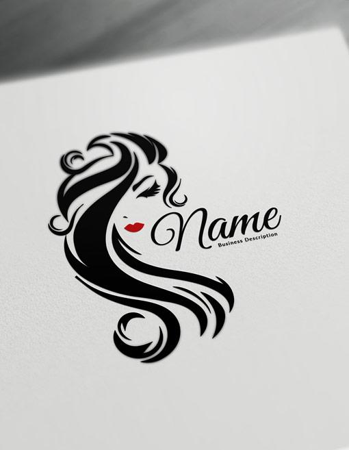 Beauty Logo Maker.