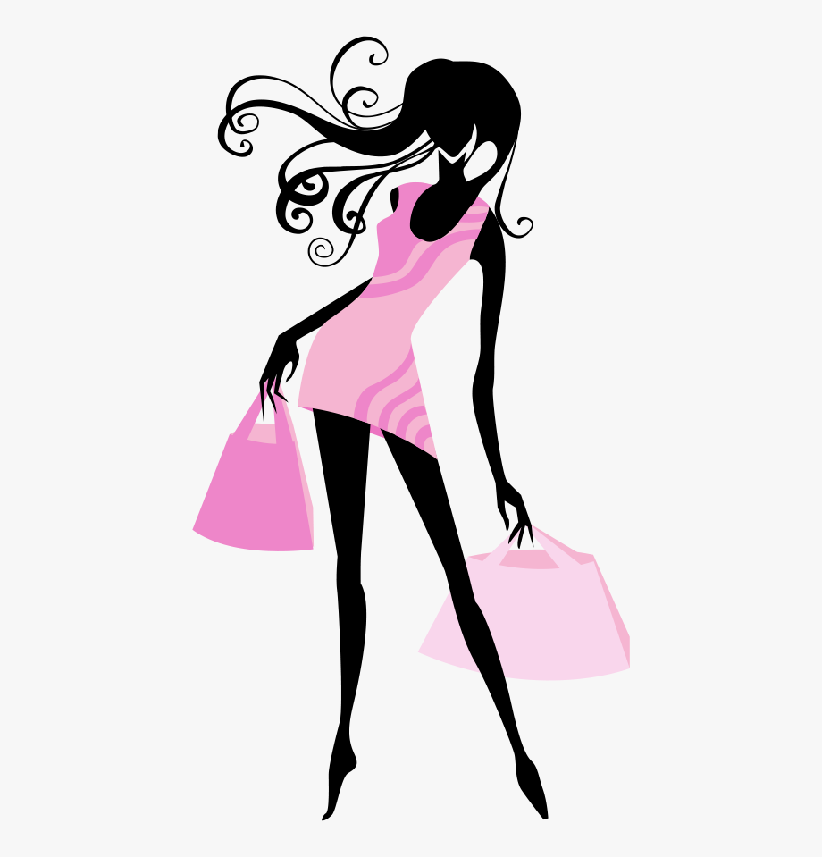 Fashion Clipart Fashion Girl.