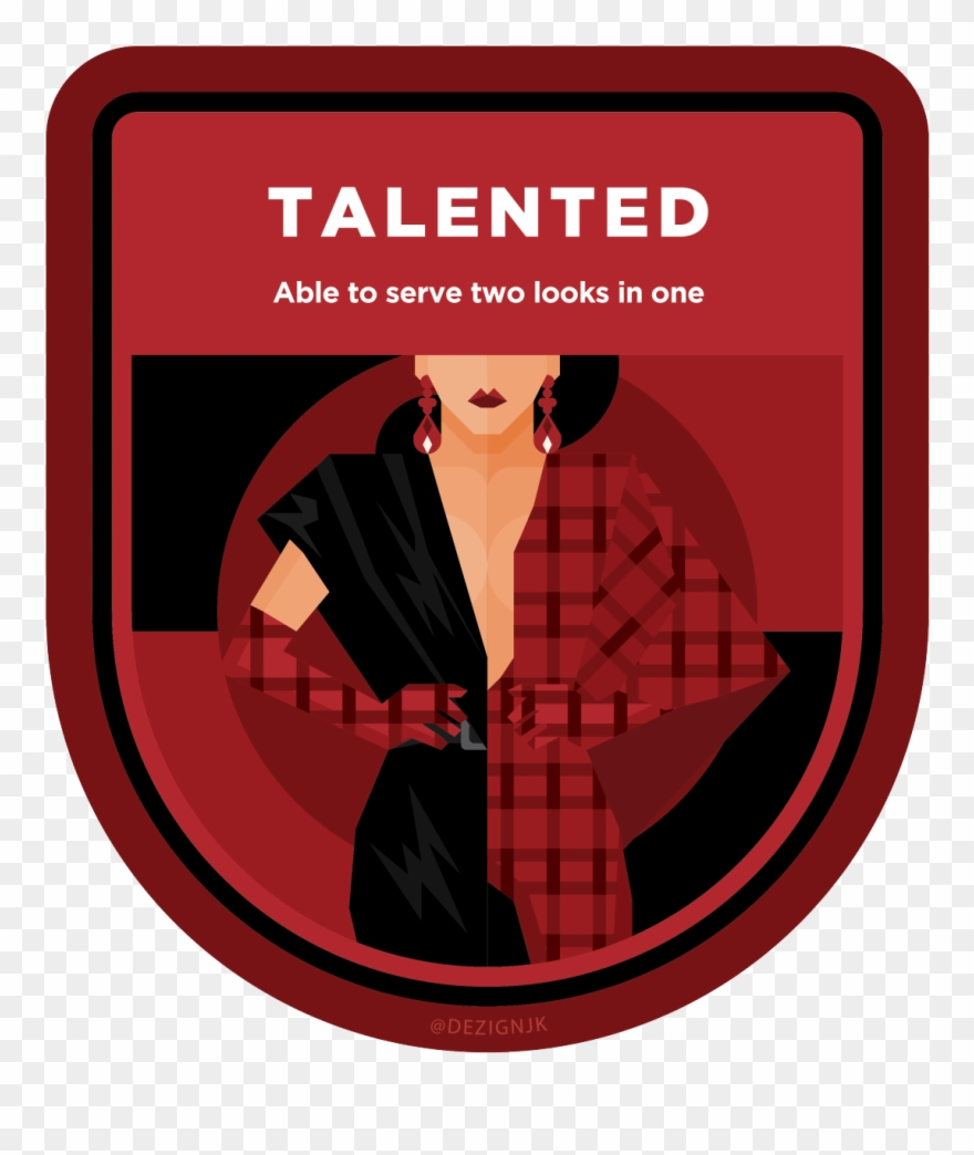 Talented For The High Fashion Diva Clipart (#2538430.