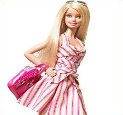 Barbie Clipart.
