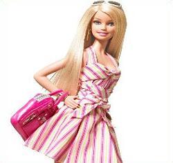 Fashion doll clipart #20
