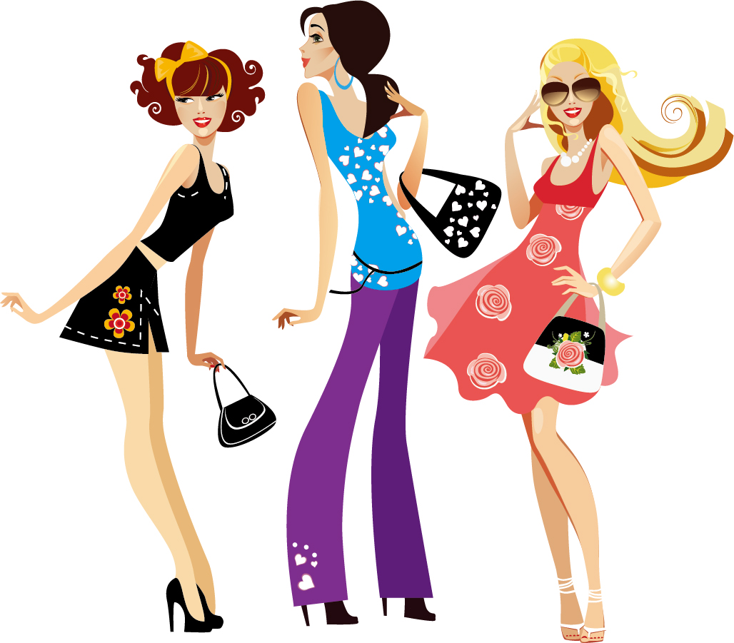 Free Fashion Clipart, Download Free Clip Art, Free Clip Art.