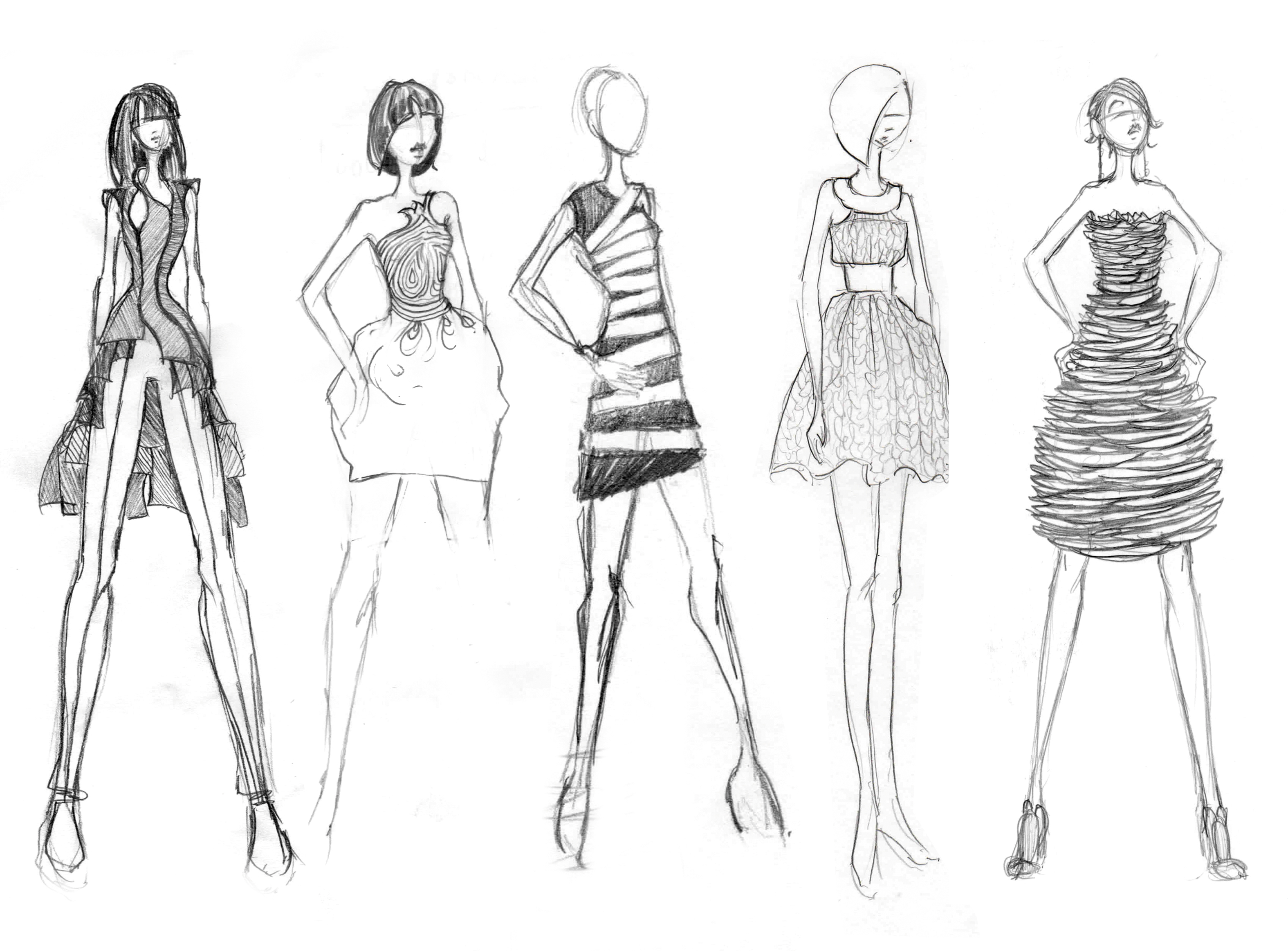 Fashion Clipart Images.