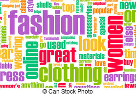 Fashion industry Clipart and Stock Illustrations. 10,213 Fashion.
