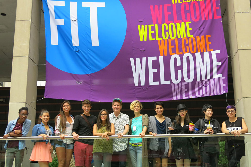 The Fashion Institute of Technology (FIT).