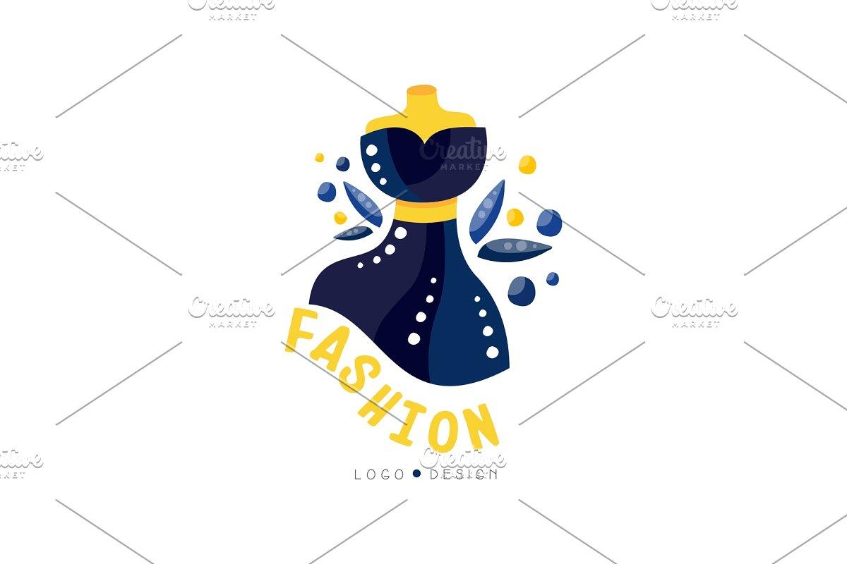 Fashion logo design, fashion.