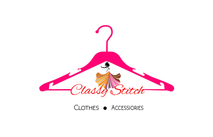 mitche54 : I will design awesome boutique and fashion logo with free  revision for $5 on www.fiverr.com.