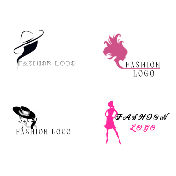 Fashion Logo PNG Images.