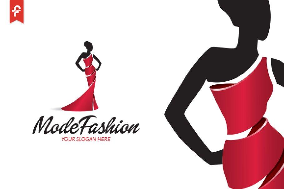 Mode Fashion Logo.