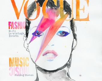 Clipart fashion magazine.