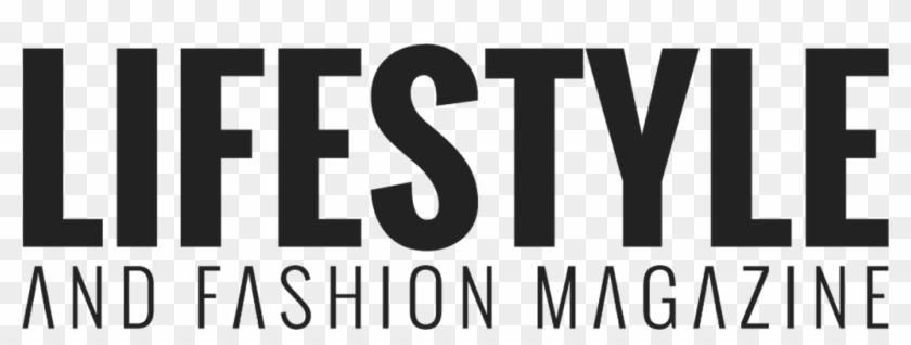 Lifestyle And Fashion Magazine Logo.