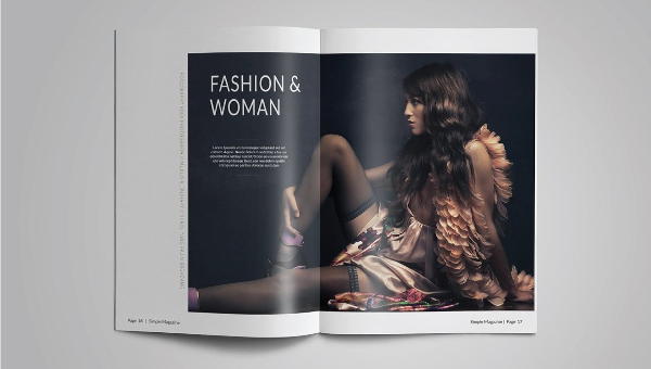 21+ Fashion Magazine Templates.