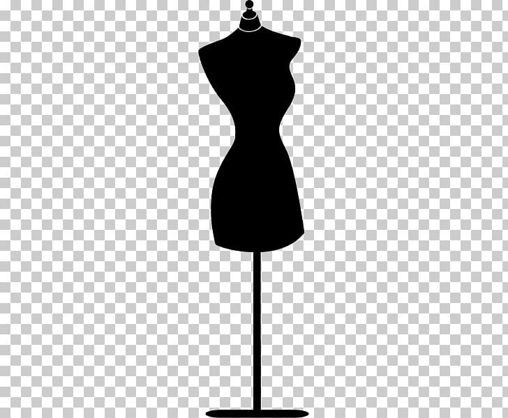 Little black dress Dress form Clothing Mannequin, dress.
