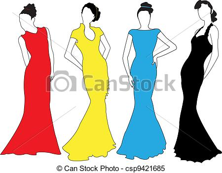 Fashion models Vector Clipart Illustrations. 40,192 Fashion models.