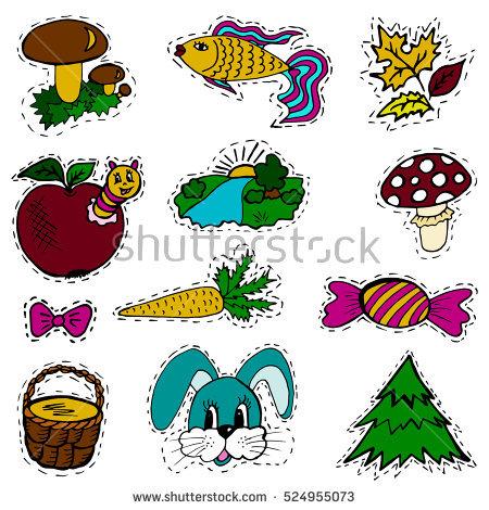 Mushroom Vector Stock Photos, Royalty.