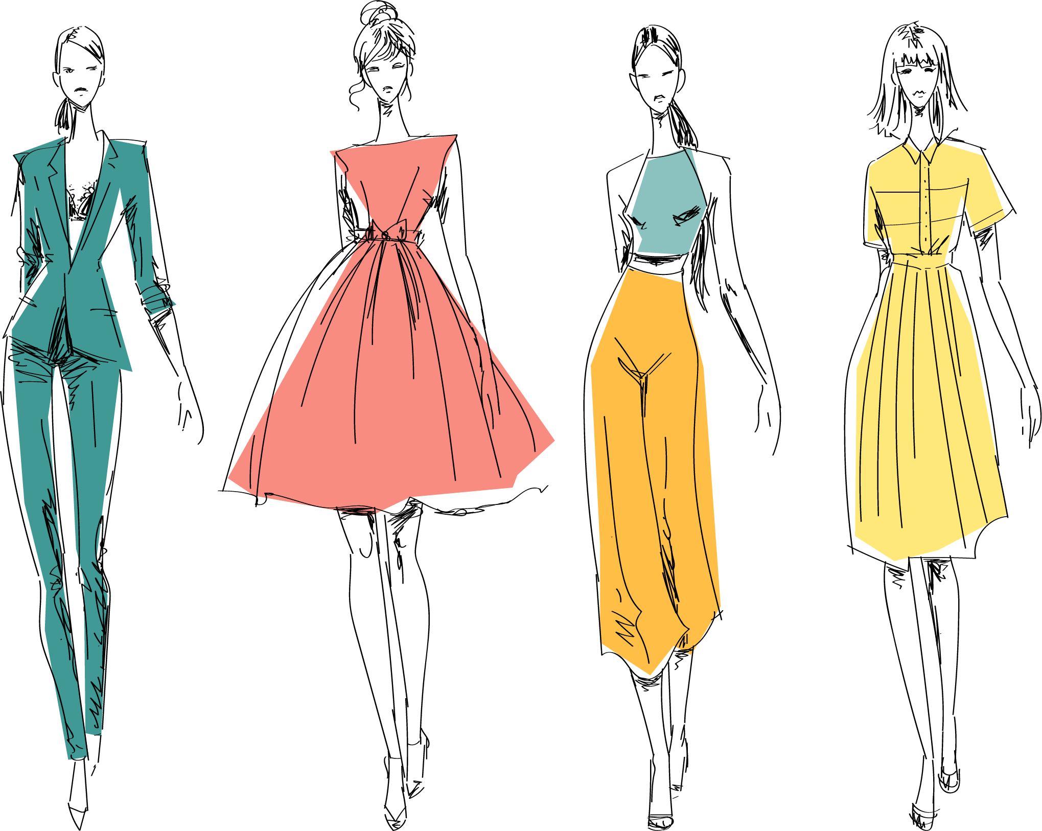 Fashion PNG Transparent Professional Images.