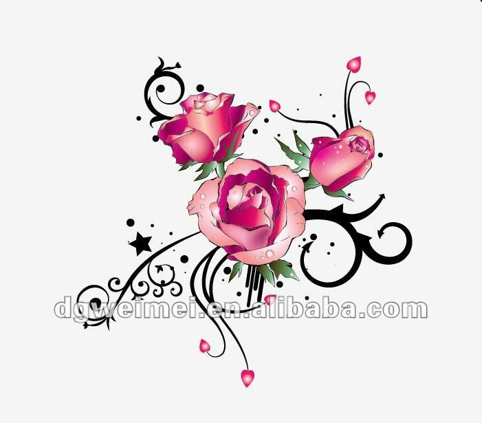1000+ ideas about Tribal Rose Tattoos on Pinterest.