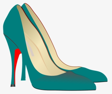 Free Shoe Clip Art with No Background.