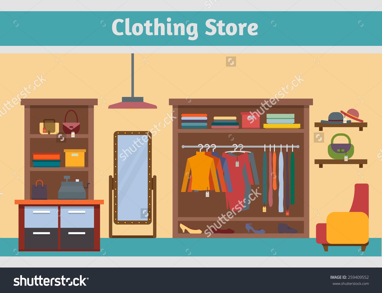 Fashion shop clipart - Clipground