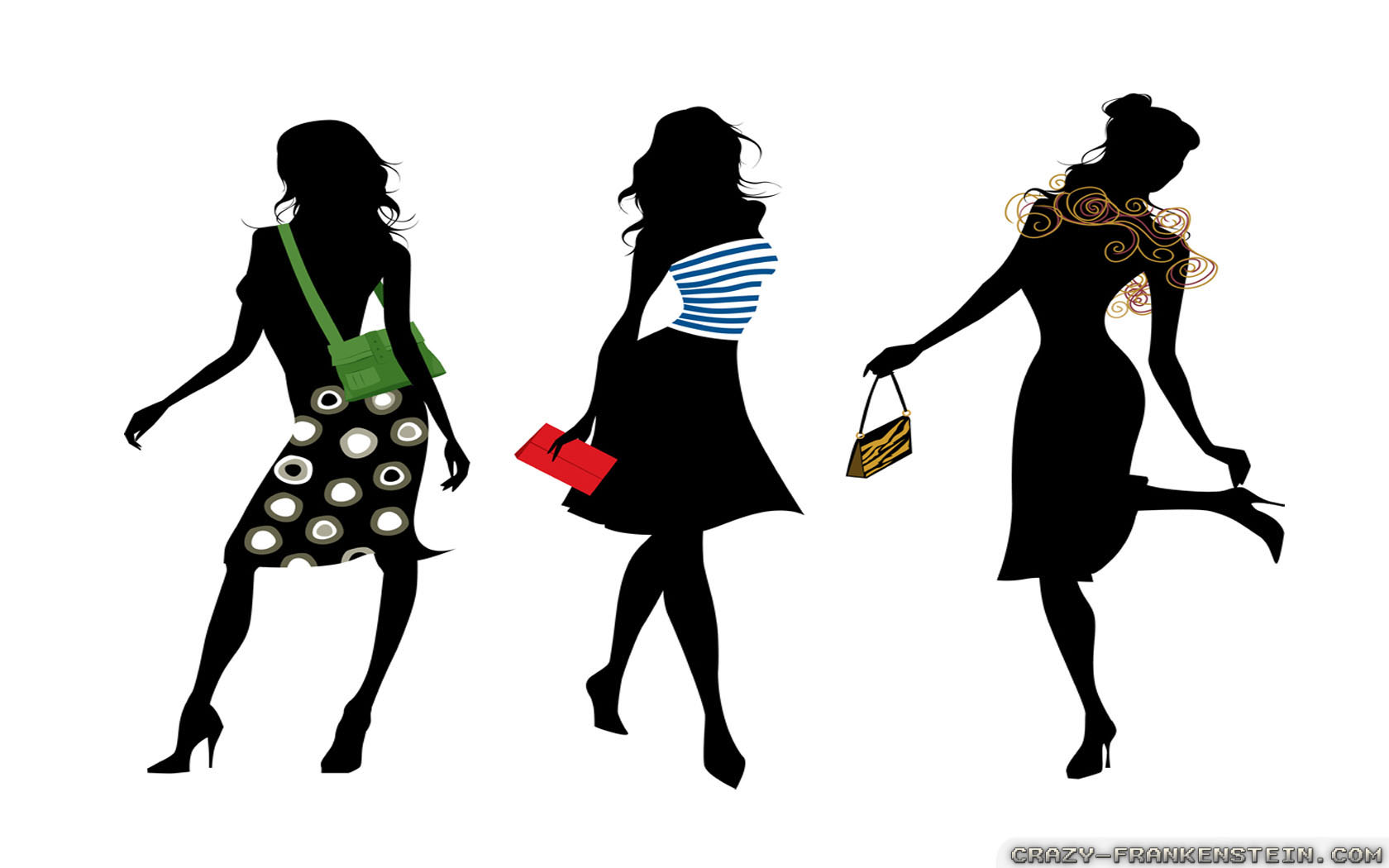 Fashion Show Clipart.