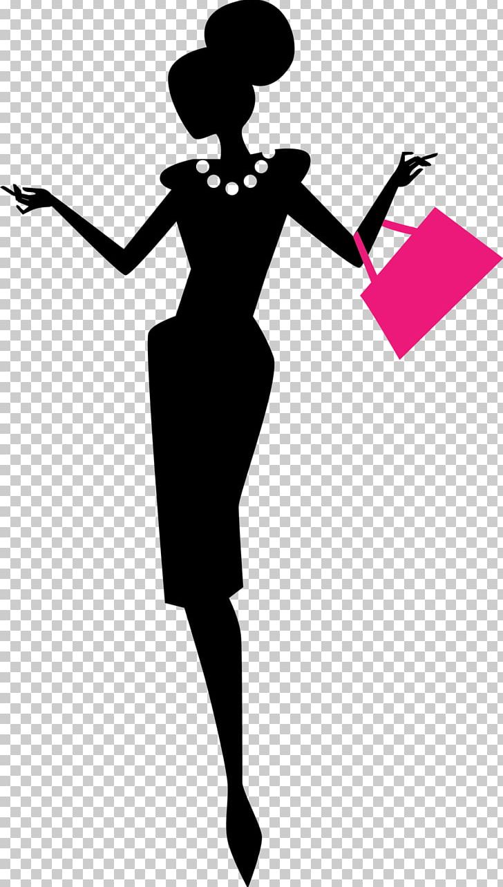 Fashion Show Model Woman PNG, Clipart, Artwork, Black And.