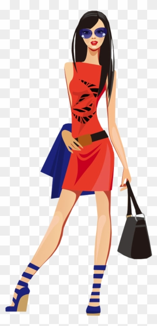 Free PNG Fashion Clipart Clip Art Download.