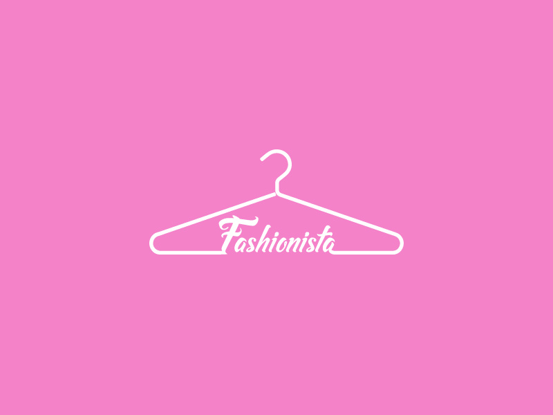 Fashionista logo design by Aonnoy Sengupta on Dribbble.