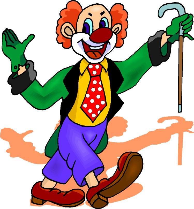 clowns clipart 04.