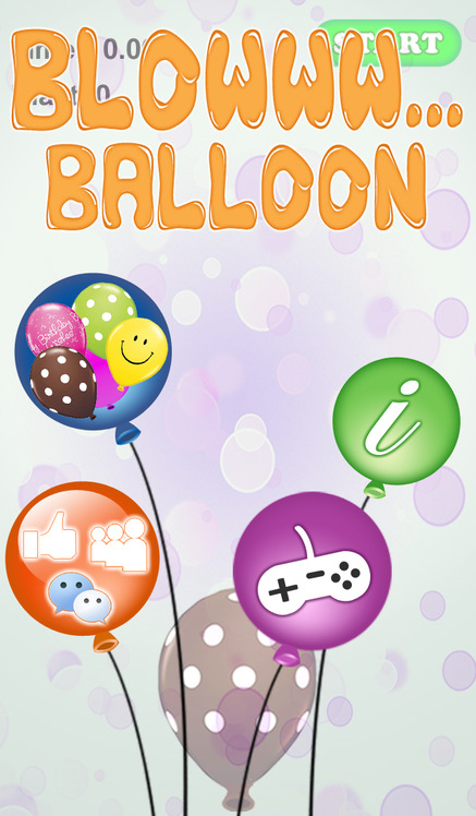 Blow Balloon App Ranking and Store Data.