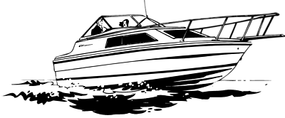 Free speed boat clipart.
