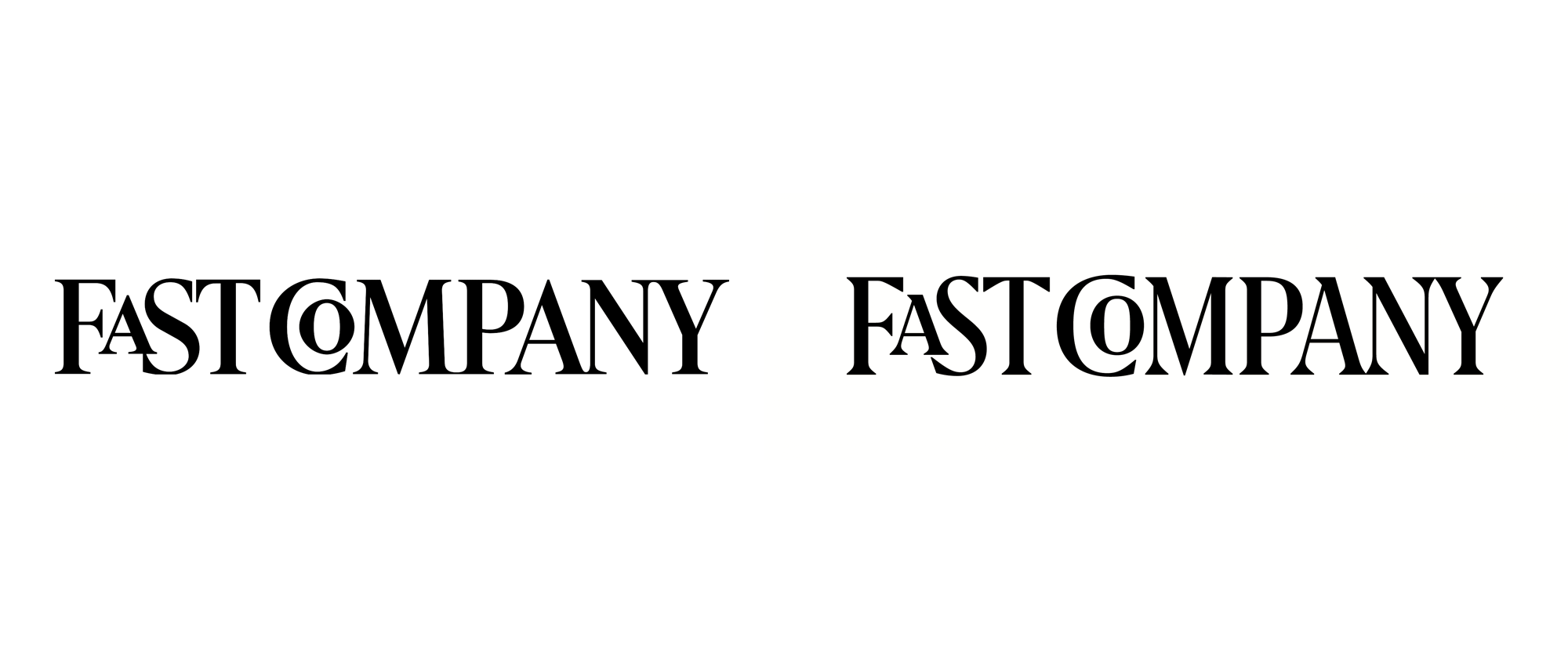 Brand New: New Logo for Fast Company by Rui Abreu and In.