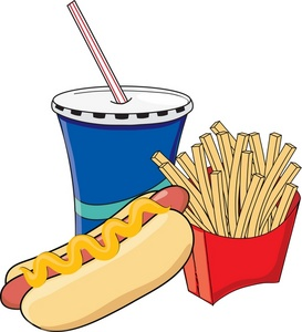 Fast Food Clipart.